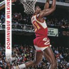 2014 Threads Basketball Card #52 Dominique Wilkins