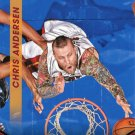 2014 Threads Basketball Card #28 Chris Anderson
