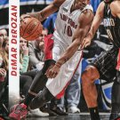 2014 Threads Basketball Card #43 DeMar DeRozan