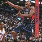 2014 Threads Basketball Card #83 Jeff Teague