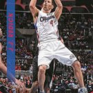 2014 Threads Basketball Card #86 J J Redick