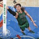 2014 Threads Basketball Card #101 Kelly Olynk