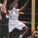 2014 Threads Basketball Card #103 Kenneth Faried