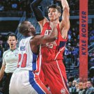 2014 Threads Basketball Card #112 Kyle Korver