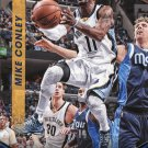 2014 Threads Basketball Card #135 Mike Conley