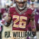 2015 Prestige Football Card #275 P J Williams
