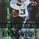 2015 Prestige Football Card Extra Points Green #125 Kendall Wright
