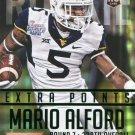 2015 Prestige Football Card Extra Points Green #266 Mario Alford