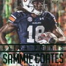 2015 Prestige Football Card Extra Points Green #280 Sammie Coates