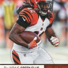 2012 Absolute Football Card #10 BenJarvus Green-Ellis