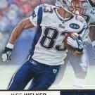 2012 Absolute Football Card #36 Wes Welker