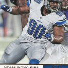 2012 Absolute Football Card #47 Ndamukong Suh