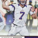 2012 Absolute Football Card #62 Christian Ponder