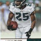 2012 Absolute Football Card #73 LeSean McCoy