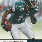 2012 Absolute Football Card #74 DeSean Jackson