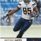 2012 Absolute Football Card #77 Antonio Gates