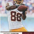 2012 Absolute Football Card #93 Pierre Garcon