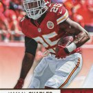 2012 Absolute Football Card #97 Jamaal Charles