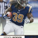 2012 Absolute Football Card #100 Steven Jackson