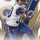 2014 Absolute Football Card Red #84 Zac Stacy