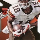 2014 Absolute Football Card Red #104 Taylor Gabriel