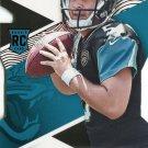 2014 Absolute Football Card Red #149 Blake Bortles