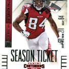 2014 Panini Contenders Football Card #47 Roddy White