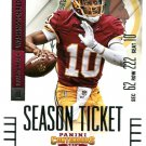 2014 Panini Contenders Football Card #79 Robert Griffin III