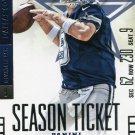 2014 Panini Contenders Football Card #37 Tony Romo