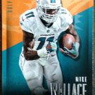 2014 Prestige Football Card #8 Mike Wallace