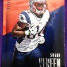 2014 Prestige Football Card #19 Shane Vereen