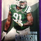 2014 Prestige Football Card #25 Sheldon Richardson