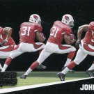 2015 Rookies & Stars Football Card #RP01 David Johnson