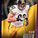 2014 Prestige Football Card #49 Heath Miller