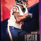 2014 Prestige Football Card #54 Arian Foster