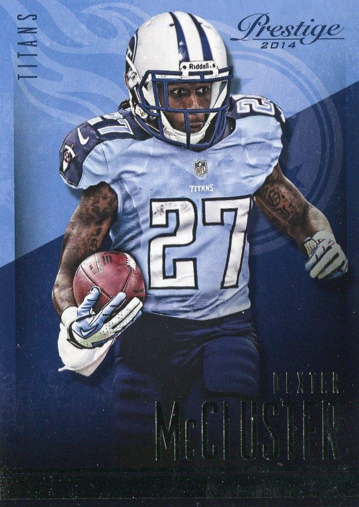 2014 Prestige Football Card #72 Dexter McCluster
