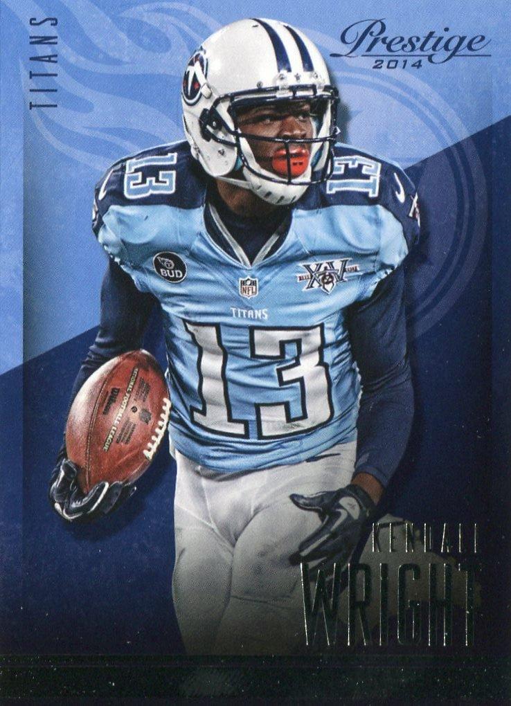 2014 Prestige Football Card #74 Kendall Wright