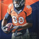 2014 Prestige Football Card #78 Demaryus Thomas