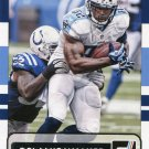 2015 Donruss Football Card #127 Delanie Walker