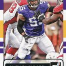 2015 Donruss Football Card #160 Anthony Barr