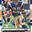 2015 Donruss Football Card #169 Marshall Faulk