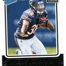 2015 Donruss Football Card #231 Jeremy Langford