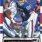 2015 Donruss Football Card Red #171 Lawrence Taylor