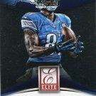 2015 Donruss Football Card Elite #3 Calvin Johnson