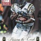 2015 Donruss Football Card Elite Passing The Torch #7 LaDanian Tomlinson/Melvin Gordon