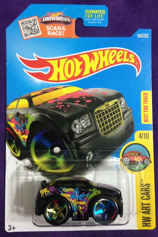 2016 Hot Wheels #194 Chrysler 300C