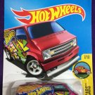 2016 Hot Wheels #197 Custom 77 Dodge Van