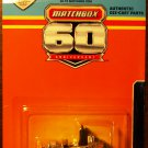2013 Matchbox 60th Anniversary #1 ATV 6x6