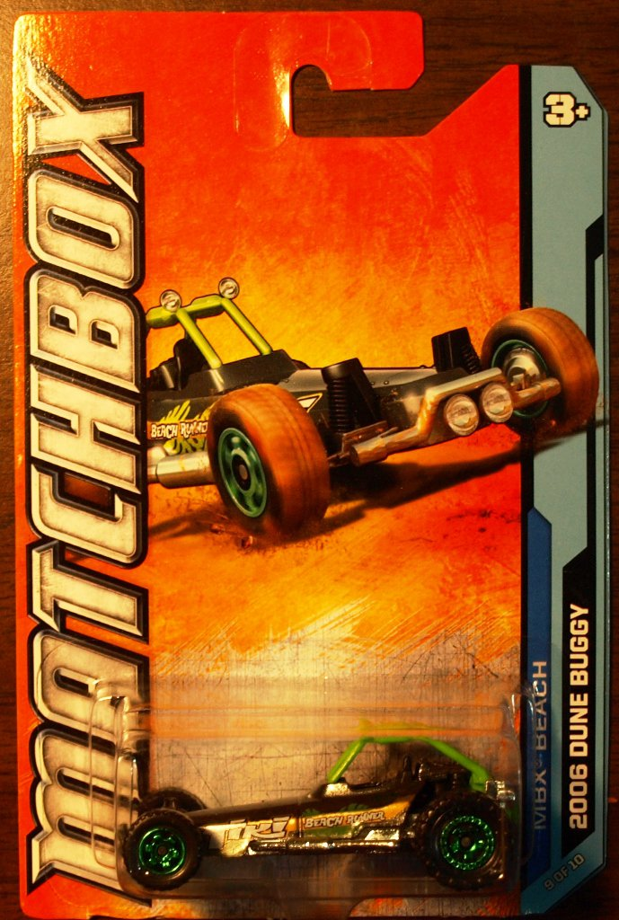 2012 Matchbox #19 2009 Dune Buggy
