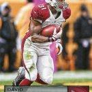 2016 Prestige Football Card #3 David Johnson